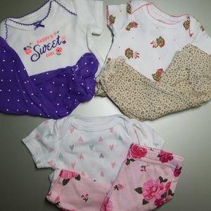 Onesie and leggings set